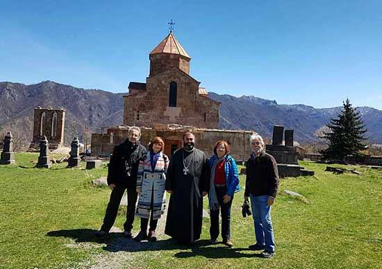 Opinión de Viaje a Armenia y Georgia de Trinidad, Almudena, José y Monserrate: La iglesia de Odzun, Armenia