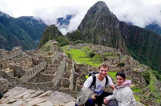 Testimonio de viaje a Perú de Laura y Víctor: en Machu Picchu