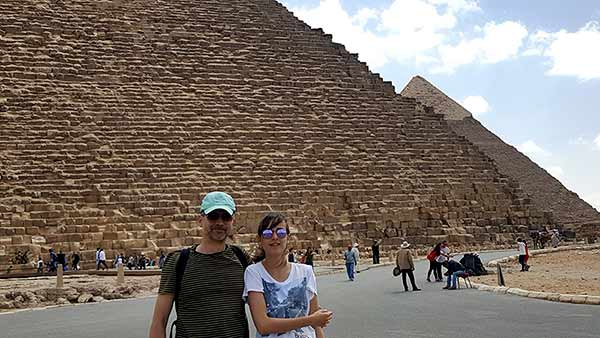 Opinión de Viaje a Egipto de Graciela y familia: Píramides de Gizah