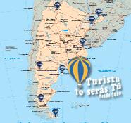 Guía de turismo en Argentina