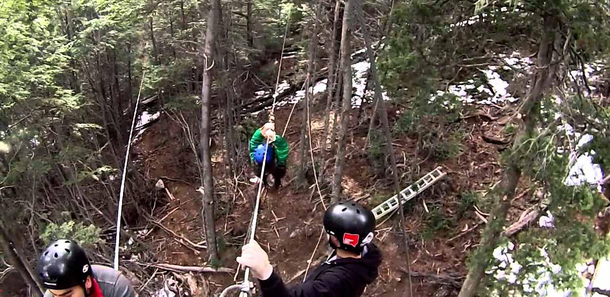 Canopy Bariloche - Qué hacer en Bariloche