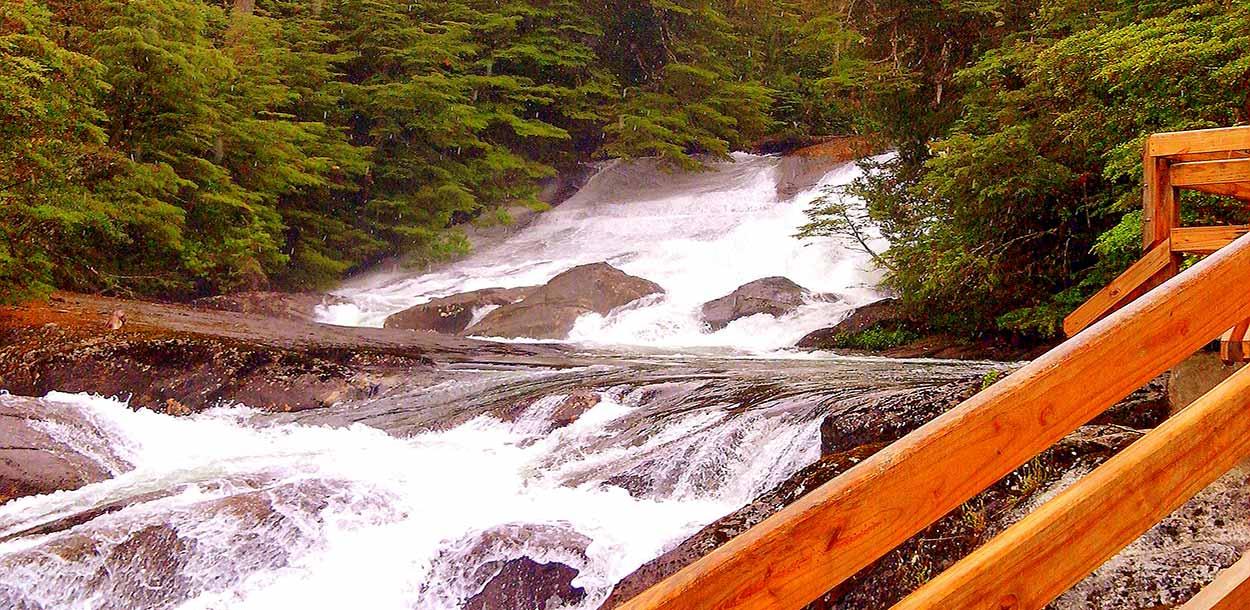 Cascada Los Cántaros - Qué hacer en Bariloche
