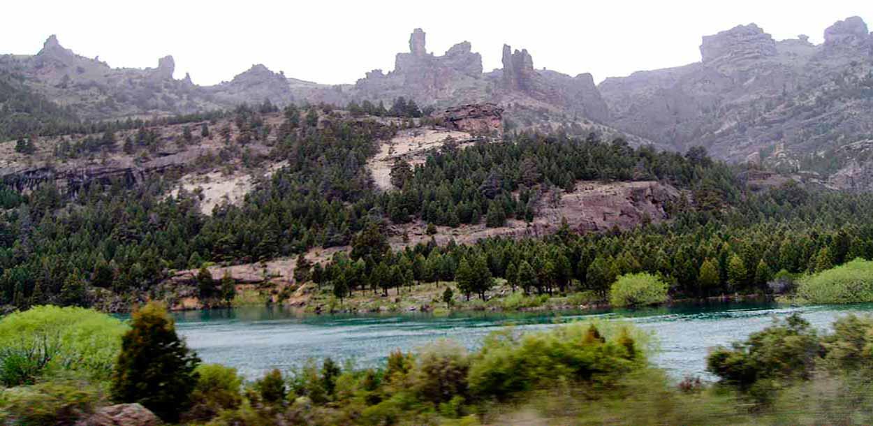 Valle Encantado y Río Limay - Qué hacer en Bariloche