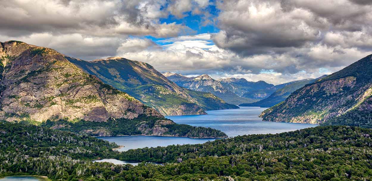 Vista desde Cerro Llao Llao - Qué hacer en Bariloche