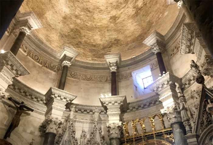 Mausoleo Diokleciano en Split