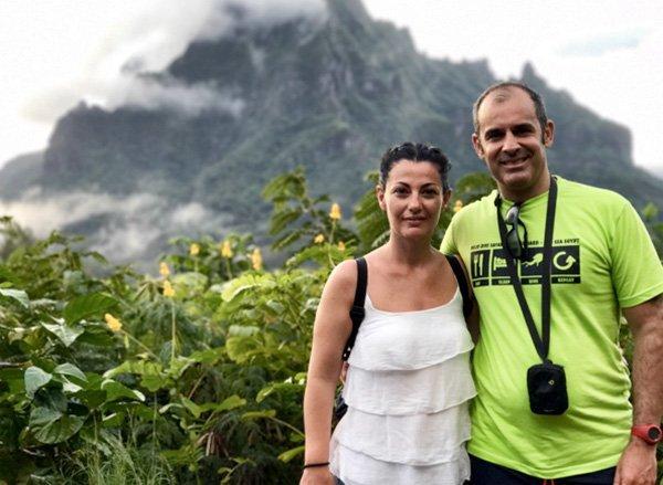 Testimonio de buceo en Polinesia Francesa: Marta y Asier