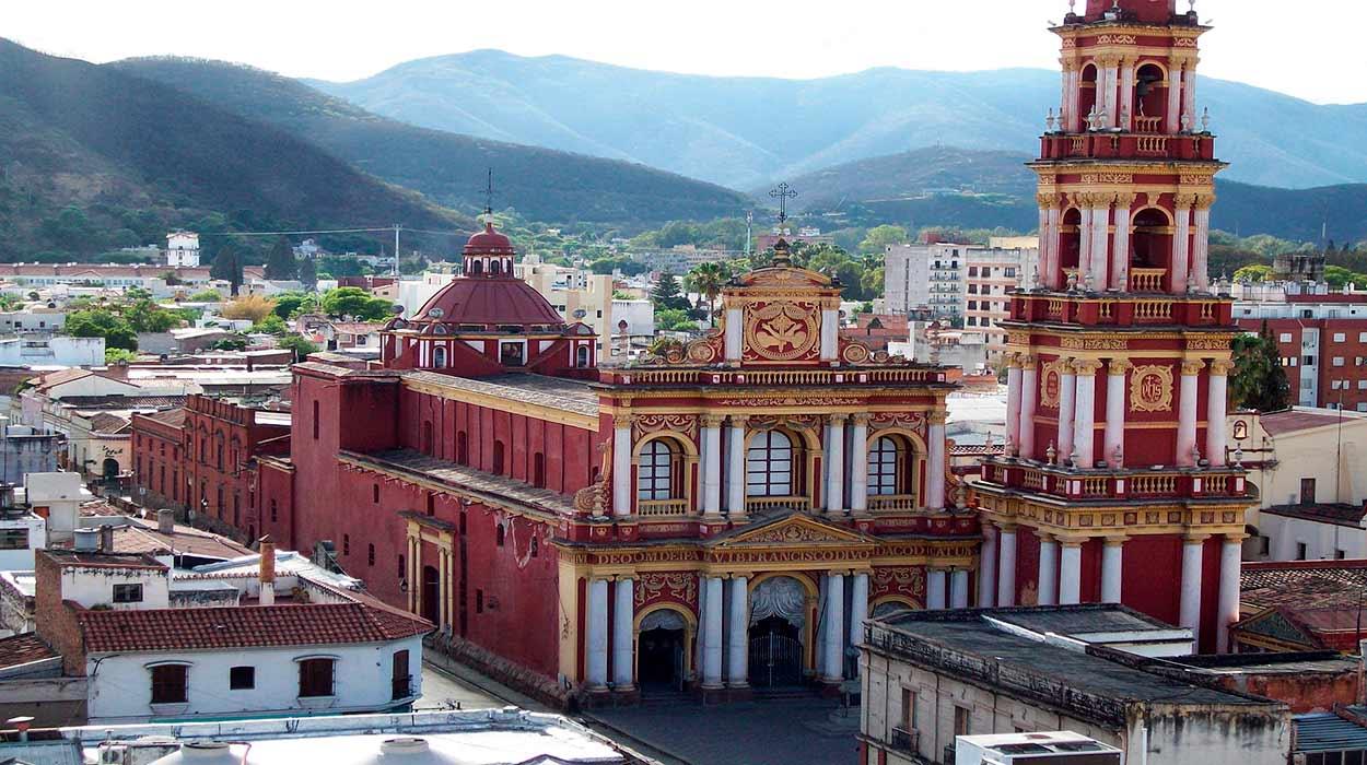 Centro de Salta - Qué ver en Salta y Jujuy - 13 razones para visitar Noroeste Argentino
