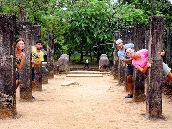 Testimonio de Viaje a Sri Lanka de Jorge, Flor, Javier e Ingrid: nuestros viajeros sagaces en Sri Lanka