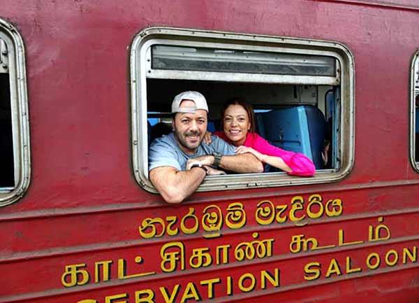 Testimonio de Viaje a Sri Lanka de Jorge, Flor, Javier e Ingrid: nuestros viajeros sagaces en el tren escénico que atraviesa Hill Country