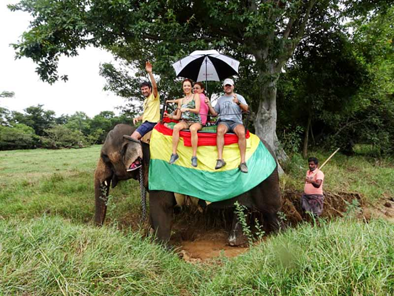 Sri Lanka de Jorge, Flor, Javier e Ingrid