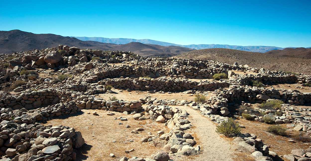 Lugar arqueológico de Tastil, uno de los centros urbanos prehispánicos más extensos del noroeste argentino - Salta y Jujuy, 12 razones para visitar Noroeste Argentino