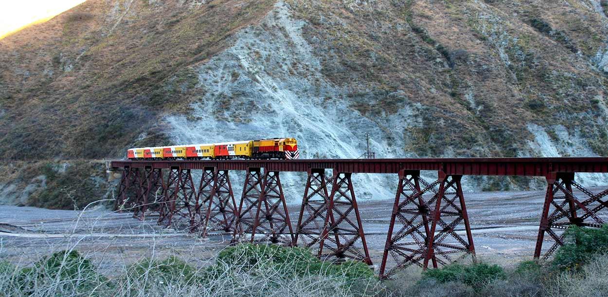 Tren a las nubes - Salta y Jujuy, 12 razones para visitar Noroeste Argentino