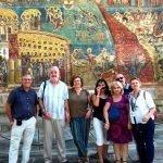 Paco y amigos en Rumania 01