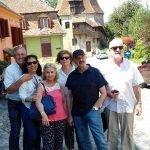 Paco y amigos en Rumania 02