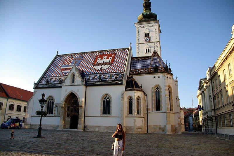En Zagreb