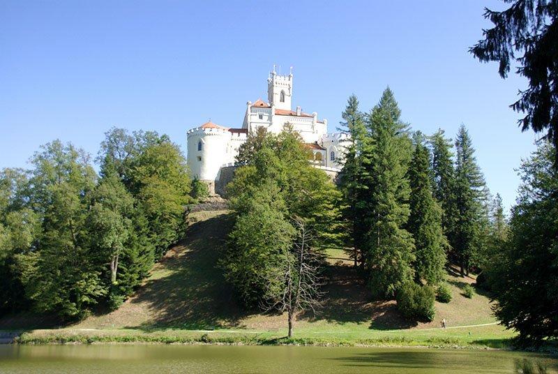 Castillo de Tracoskan