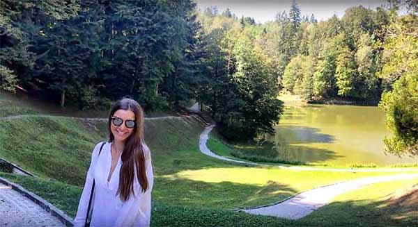 Testimonio de Viaje a Croacia de Rosa y familia: en Plitvice