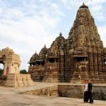 Templos eróticos de la dinastía Chandela en Khajuraho