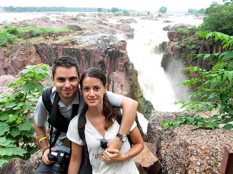 Viaje a India y Nepal de Marta y Daniel
