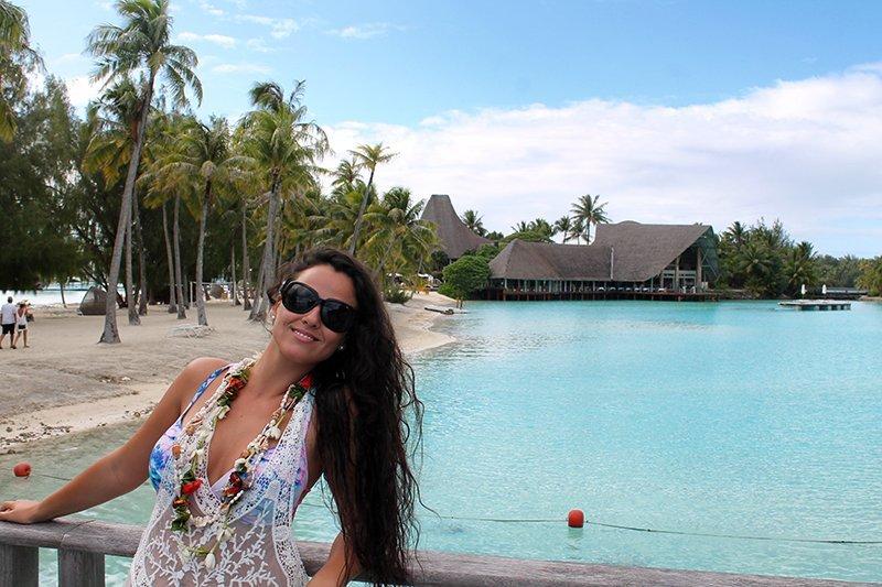 Viaje de novios a Polinesia de Davinia y Juan Carlos