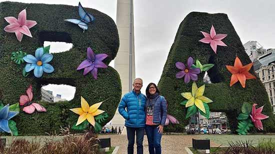 Opinión de viaje a Argentina de Patricia y Juanjo: Buenos Aires, ciudad de contrastes