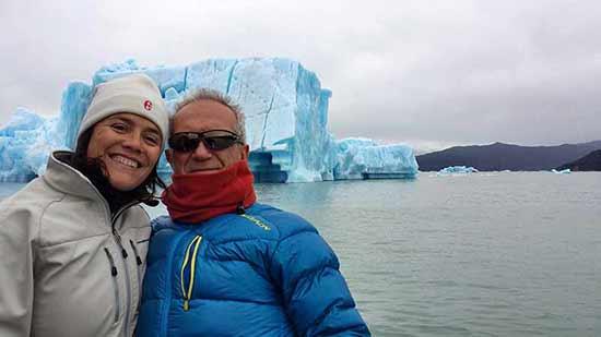 """Opinión de viaje a Argentina de Patricia y Juanjo: """"Ríos de hielo"""", espectacular, indescriptible, una maravilla navegar entre icebergs..."""