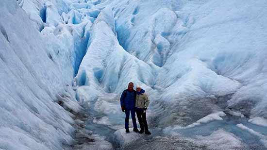 Opinión de viaje a Argentina de Patricia y Juanjo: el mini trekking en el Perito Moreno, es 100% recomendable