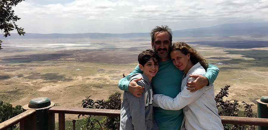 Testimonio de Safari en privado en Tanzania - Fabricio y familia en Ngorongoro
