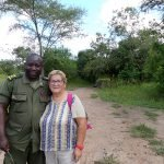 Safari a Uganda de Amparo 01
