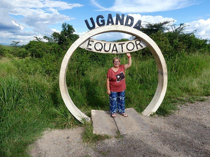 Safari a Uganda de Amparo 07