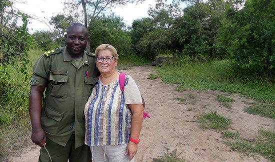 Testimonio de Safari a Uganda de Amparo: un país seguro y gente amable