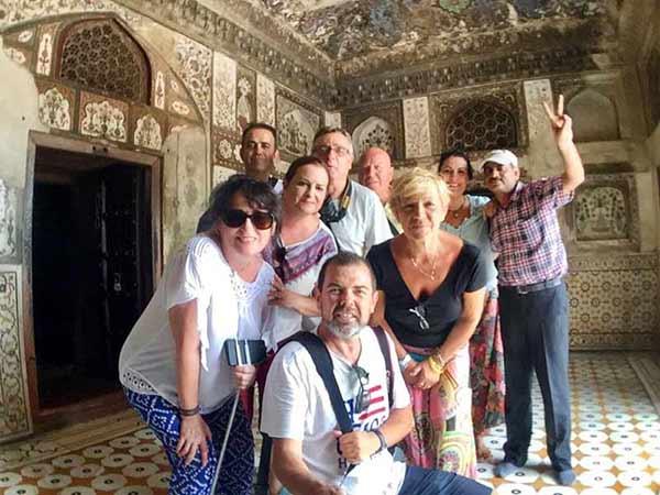 Experiencia del viaje a India del Norte de Jacinta y amigos