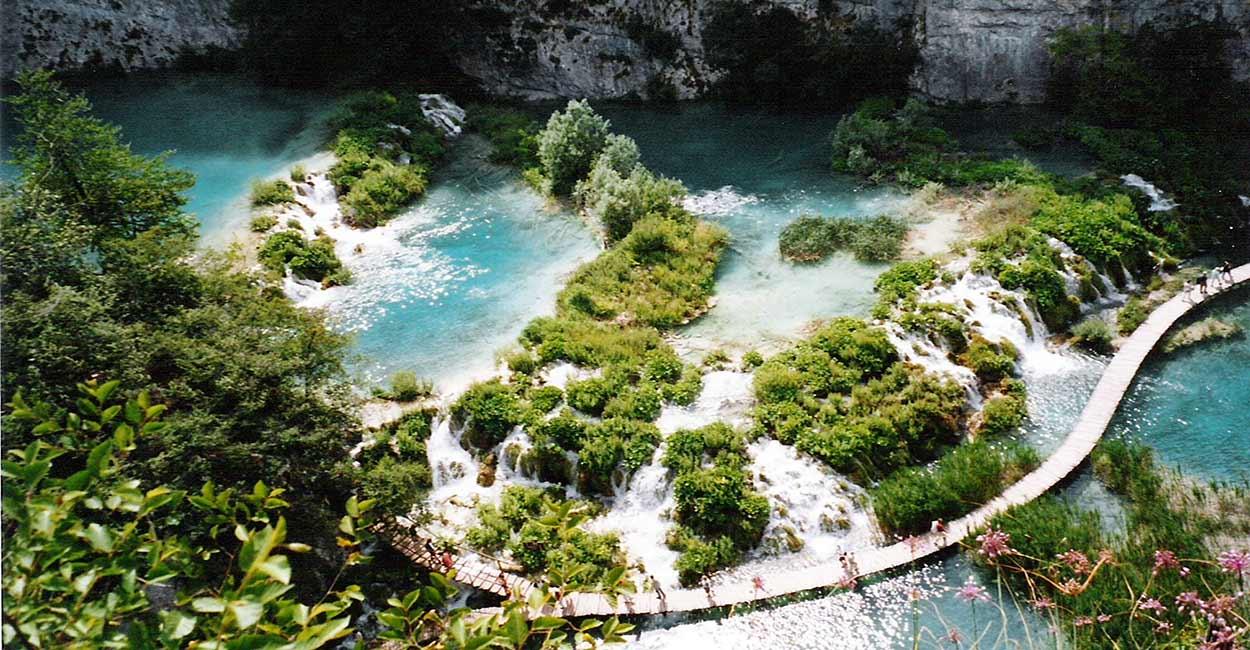 Croacia turismo gu a de viaje y mapa de croacia for Oficina de turismo croacia