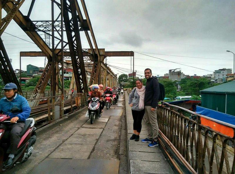 Viaje de novios a Vietnam de Esther y David 03