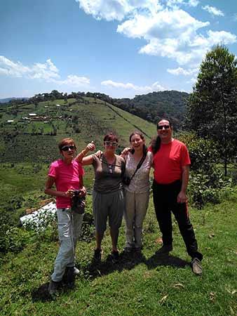 Opinión de viaje a Kenia y Uganda de Angelika, Marta, Nefo y Óscar: Uganda, mas verde que el paraiso natural que es Asturias.