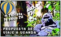propuesta de viaje a Uganda