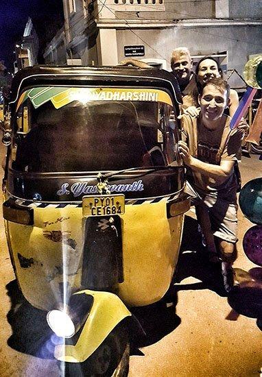 Viaje a India del sur de Carmen, Elena, Josep y Carlos 1