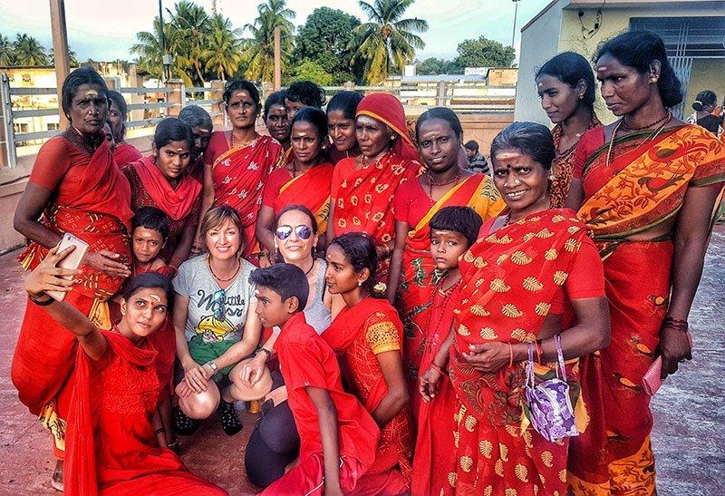 Viaje a India del sur de Carmen, Elena, Josep y Carlos 4