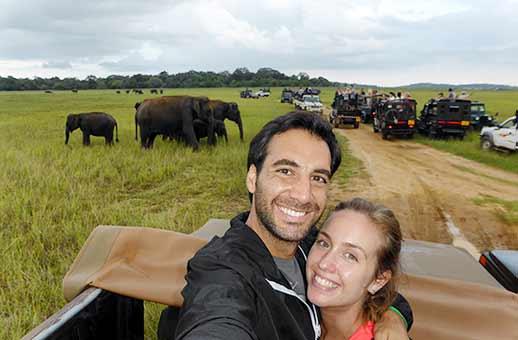 Testimonio de Viaje de novios a Sri Lanka y Maldivas de Andrea y Enrique