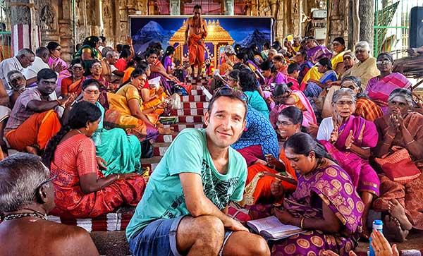 Opinión de viaje a India del sur de Carmen, Elena, Josep y Carlos: a veces las paradas inesperadas en ruta (que no duden en pedirlas al conductor siempre que sea posible) suponen lo recuerdos más bonitos del viaje o sorpresas muy agradables