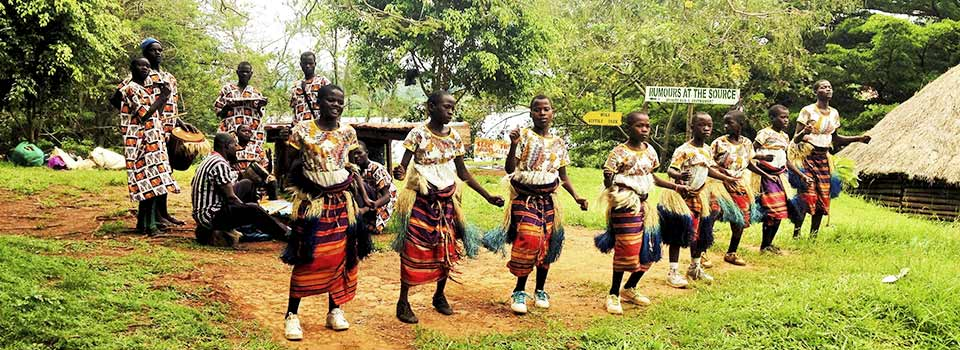 Kisoga Dance, Eastern Uganda, By Irene Fedrigo (Own work) [CC BY-SA 4.0], via Wikimedia Commons