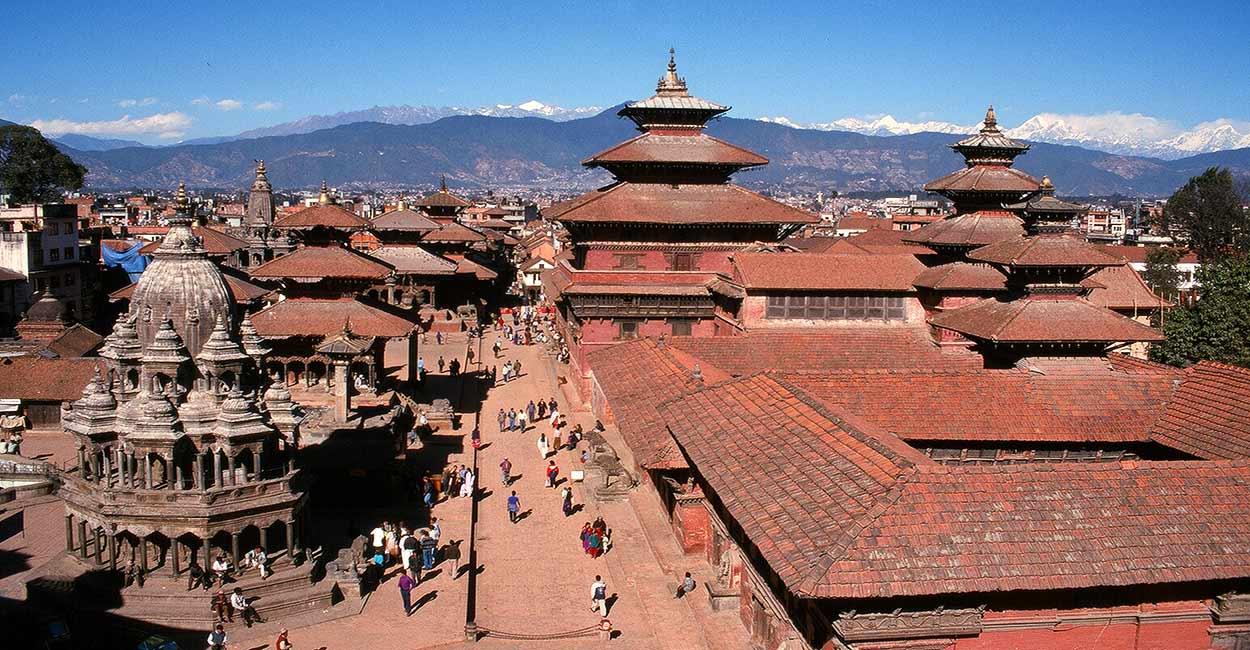 La espléndida y monumental Durbar Square de Katmandú es uno de los principales atractivos del turismo de Nepal
