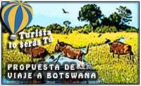 propuesta de viaje a Botswana
