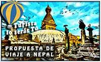 propuesta de viaje a Nepal