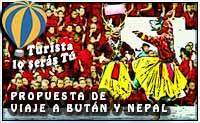 propuesta de viaje a Nepal y Butan
