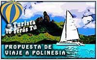 propuesta de crucero en polinesia