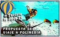 propuesta de viaje a Polinesia