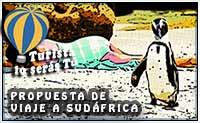 propuesta de viaje a Sudáfrica