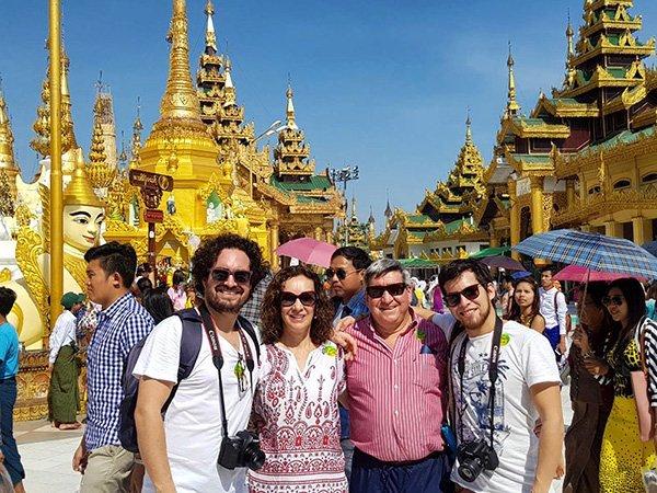 Opinión de viaje a Myanmar de Mario y familia: nuestro viaje a Myanmar ha sido una experiencia inolvidable