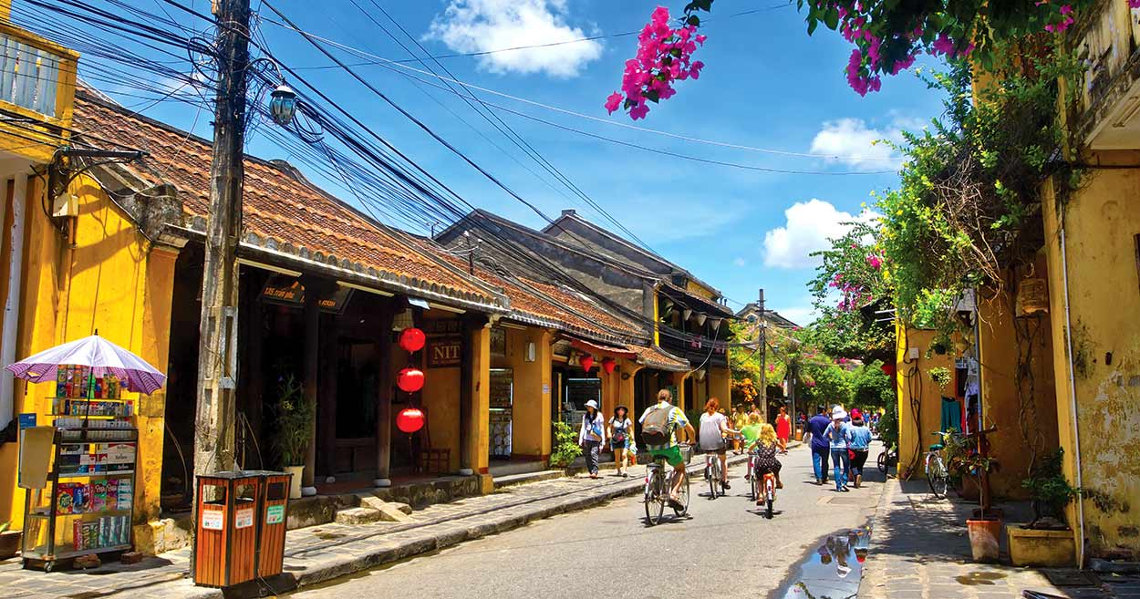 Hoi An, una de las localidades más seductoras del turismo en Vietnam